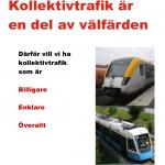Framsida flygblad kollektivtrafik