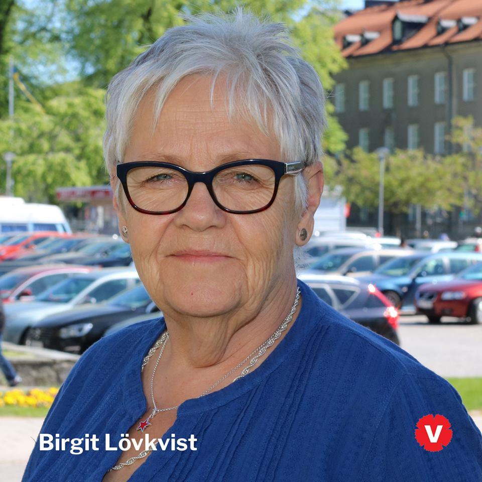 Birgit Lövkvist, Stenungsund | Vänsterpartiet Västra Götaland